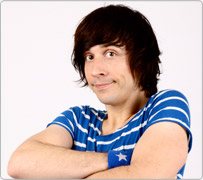 Show Tickets Russell Kane