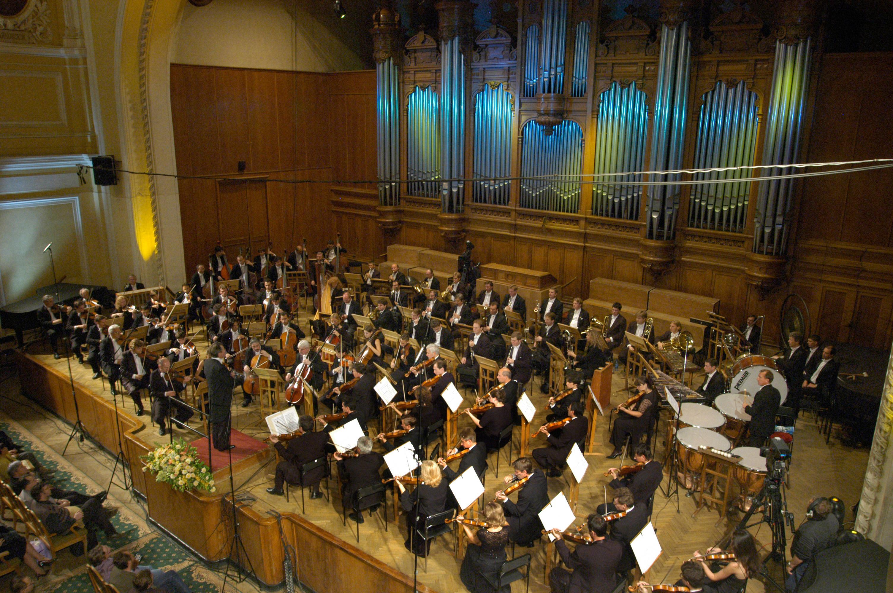 Russian National Orchestra Berkeley