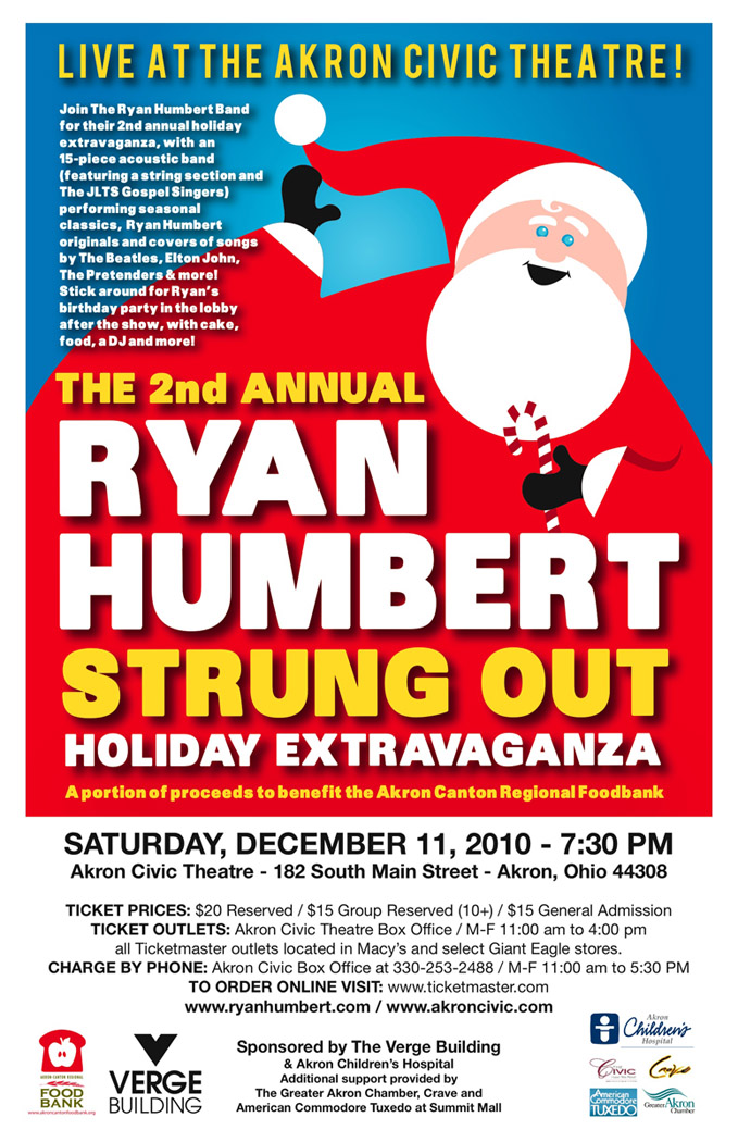 Ryan Humbert Show 2011