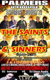 Saints And Sinners 2011 Dates