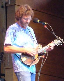 Sam Bush The Kent Stage