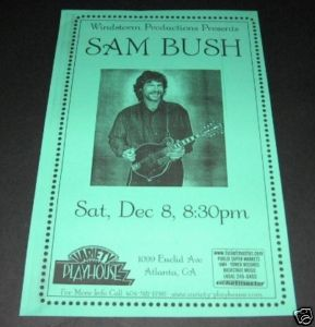 Sam Bush 2011 Dates