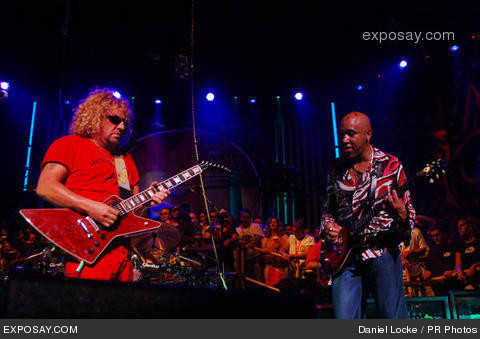 Sammy Hagar Tickets Winstar Casino