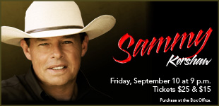 Sammy Kershaw Concert