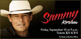 Sammy Kershaw Concert