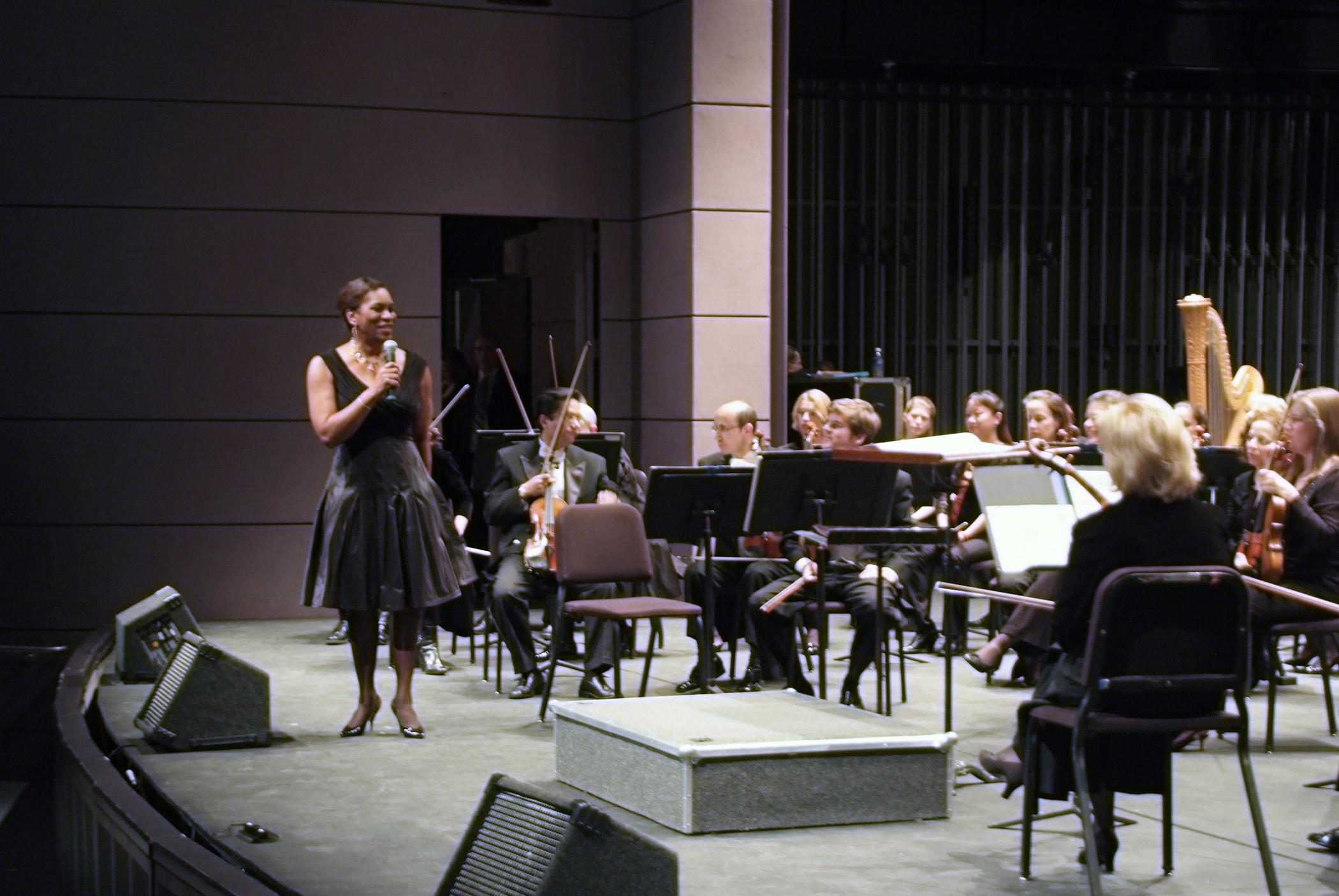 San Antonio Symphony Laurie Auditorium