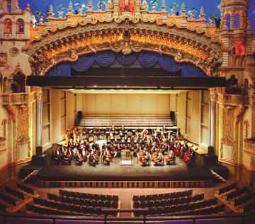 San Antonio Symphony Tickets Laurie Auditorium