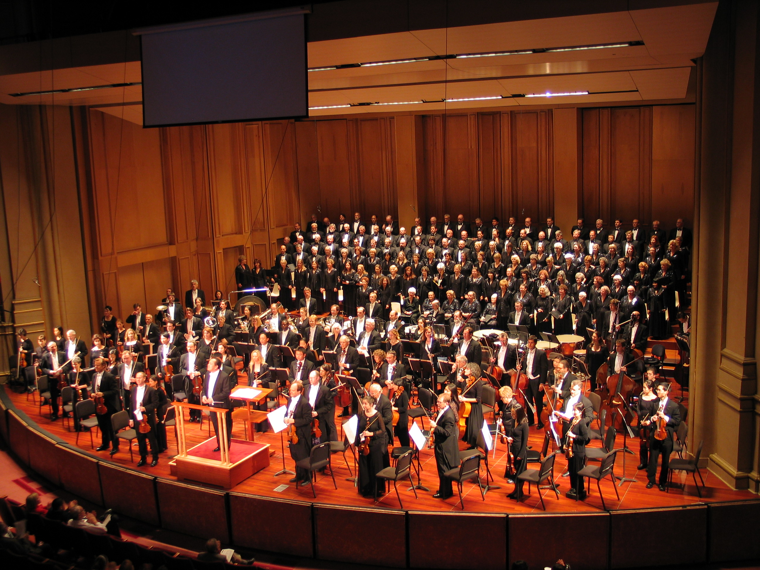 Dates San Diego Symphony Tour 2011