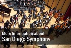 San Diego Symphony San Diego CA