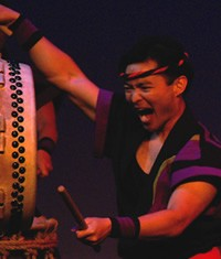 Dates 2011 San Jose Taiko
