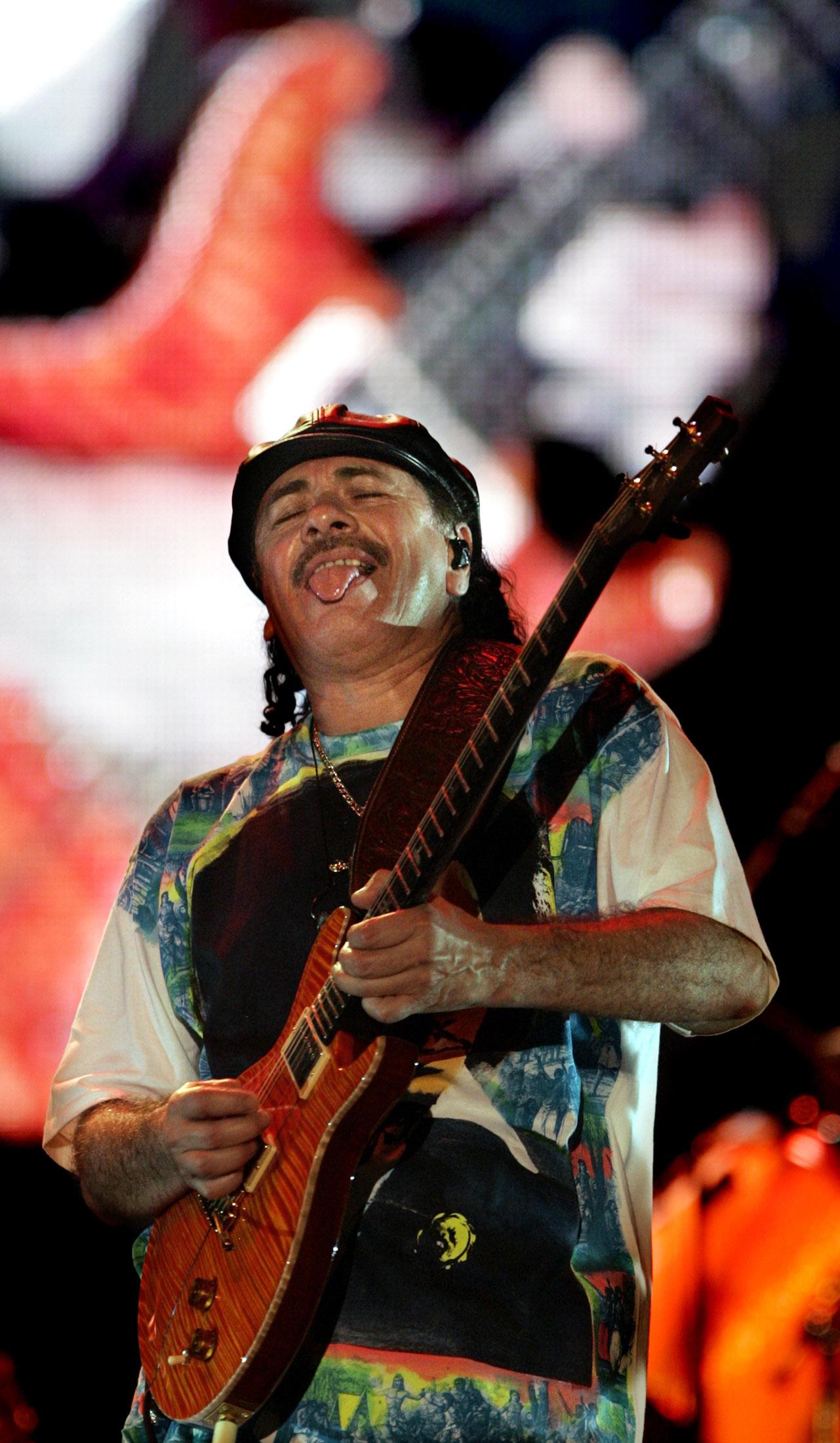 2011 Santana