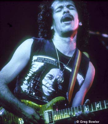Santana Aubu... Santana Tour 2017