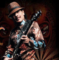 Santana 2011