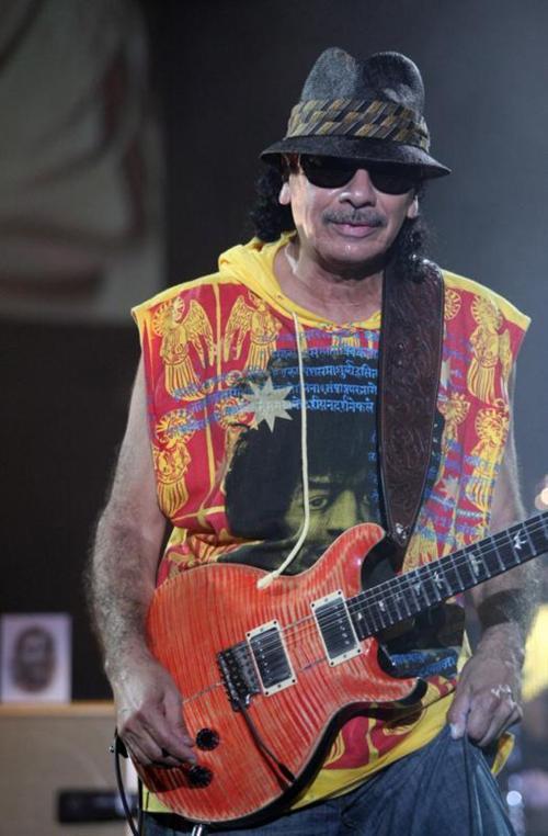 Santana Tickets Show