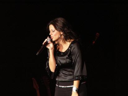 Sara Evans 2011 Tour Dates