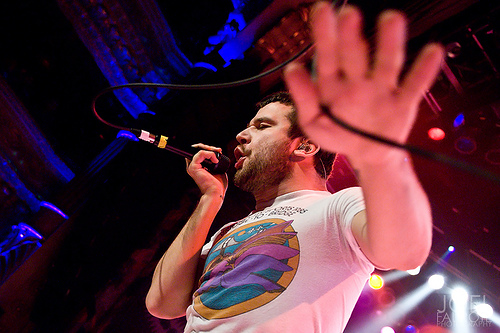 Say Anything Beaumont Club Tickets