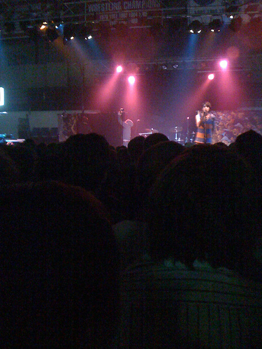 Say Anything Concert