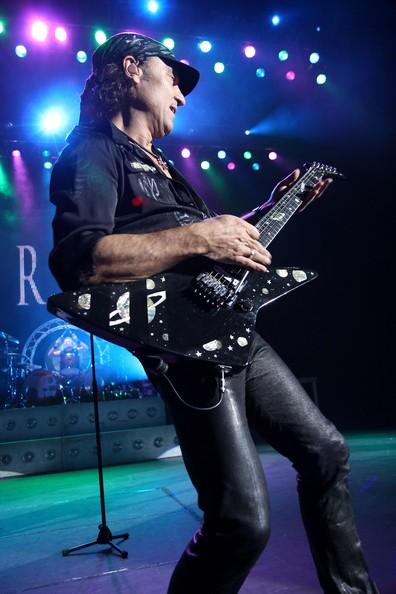 Scorpions tour dates