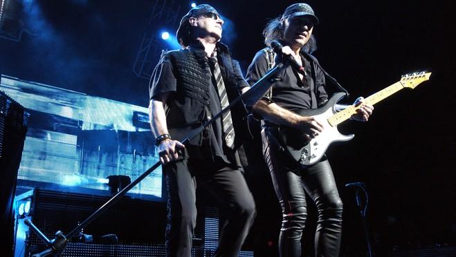 Scorpions 2011