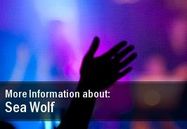 Show 2011 Sea Wolf