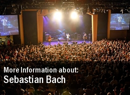 Sebastian Bach Tickets New Age Club