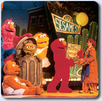Sesame Street Live Concert