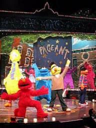 Tickets Sesame Street Live