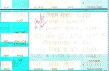 Tickets Seven Mary Three Show