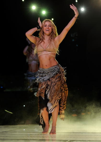 Shakira 2011 Show