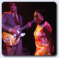 Sharon Jones And The Dap Kings 2011 Show
