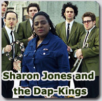 Sharon Jones And The Dap Kings Show Tickets