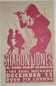 Sharon Jones Concert