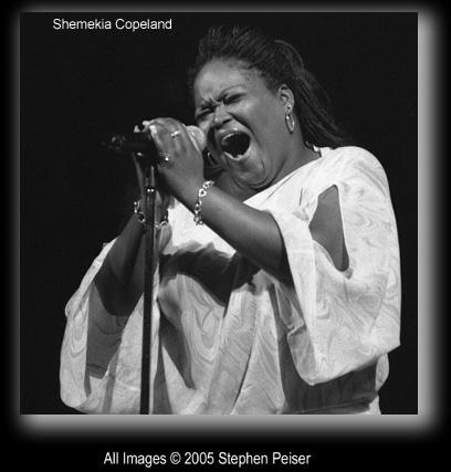 Tour Dates 2011 Shemekia Copeland