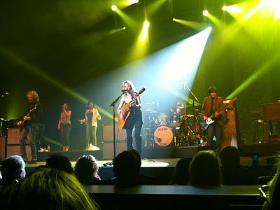 Dates Sheryl Crow 2011