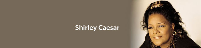 Tickets Show Shirley Caesar