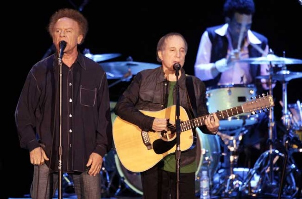 Concert Simon And Garfunkel