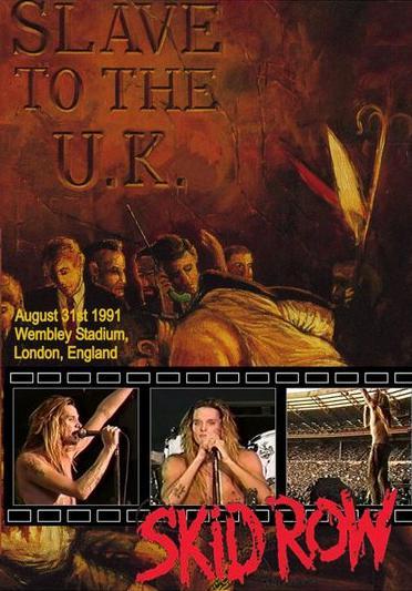 Dates Skid Row 2011 Tour