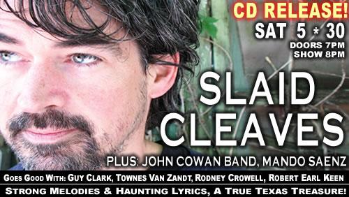 Slaid Cleaves 2011