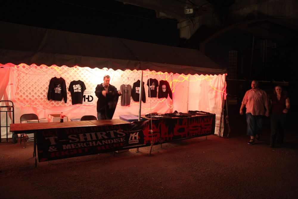Sloss Fright Furnace 2011 Dates
