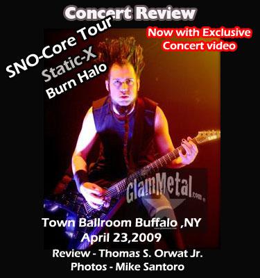 Snocore Tour Concert