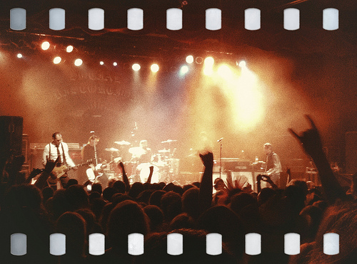 Show Social Distortion 2011