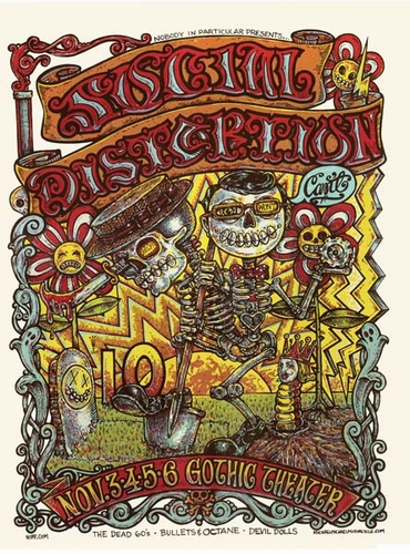 Social Distortion San Diego CA