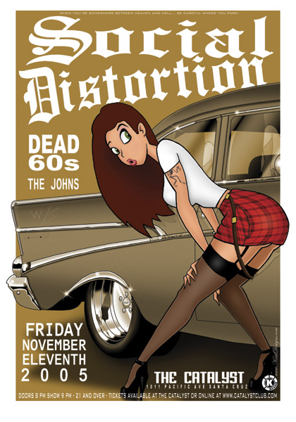 Social Distortion San Diego Tickets