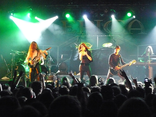 Dates 2011 Sonata Arctica Tour