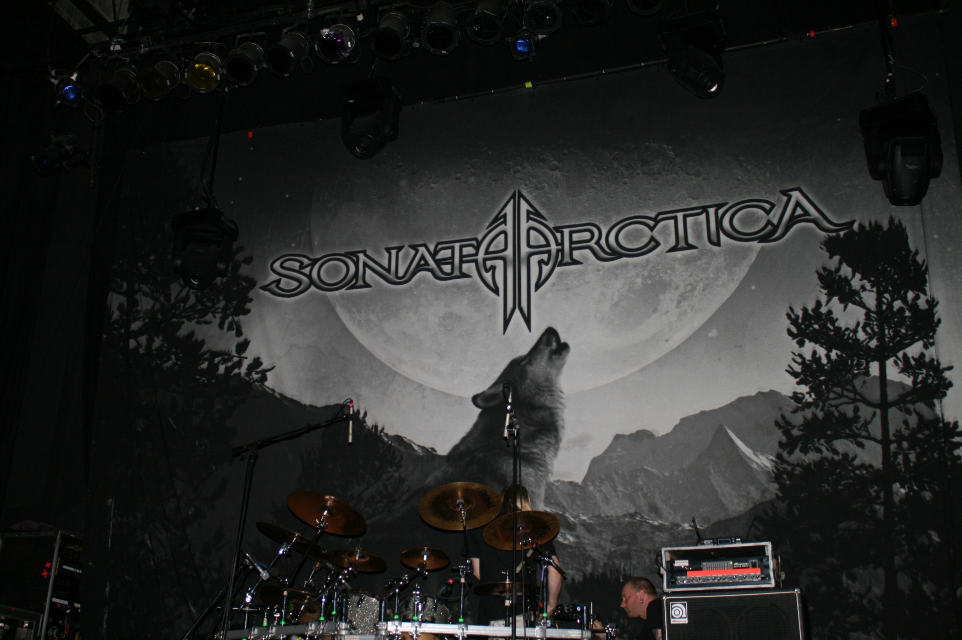 Sonata Arctica Backstage Werk
