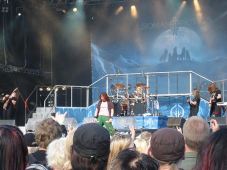 Dates Tour Sonata Artica 2011