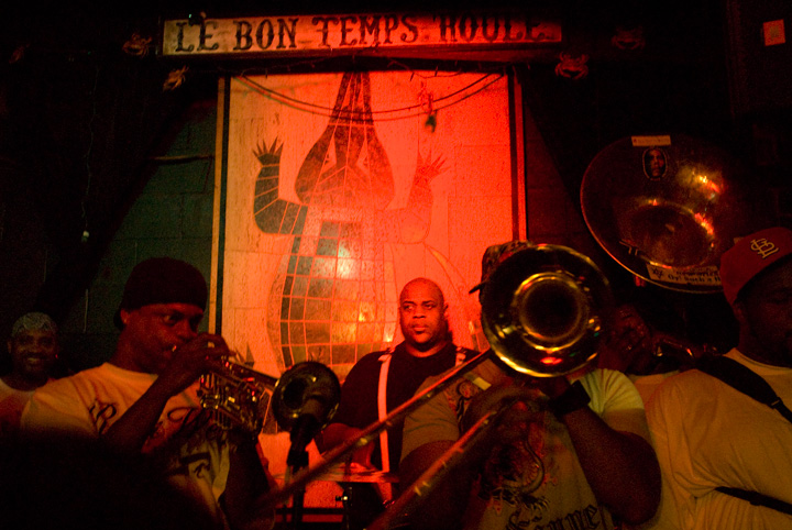 2011 Soul Rebels Brass Band Dates