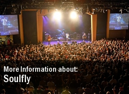 Tickets Soulfly