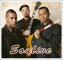 Soulive South Burlington