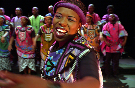 Soweto Gospel Choir 2011